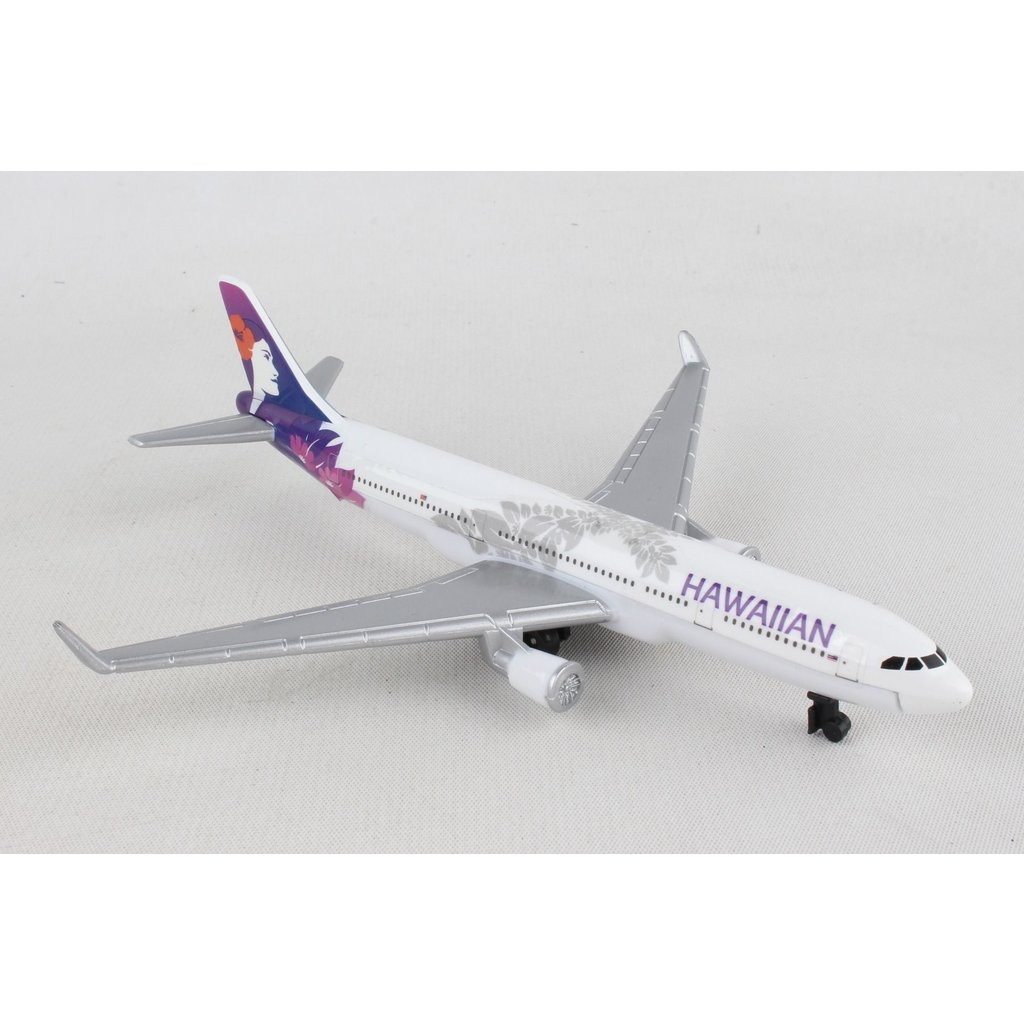Hawaiian Airlines Play Airplane Toy