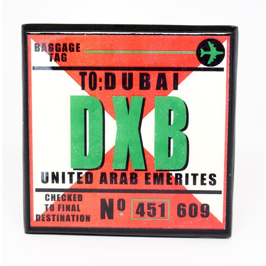 DXB Vintage Coaster