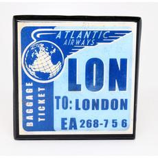 LON Vintage Coaster