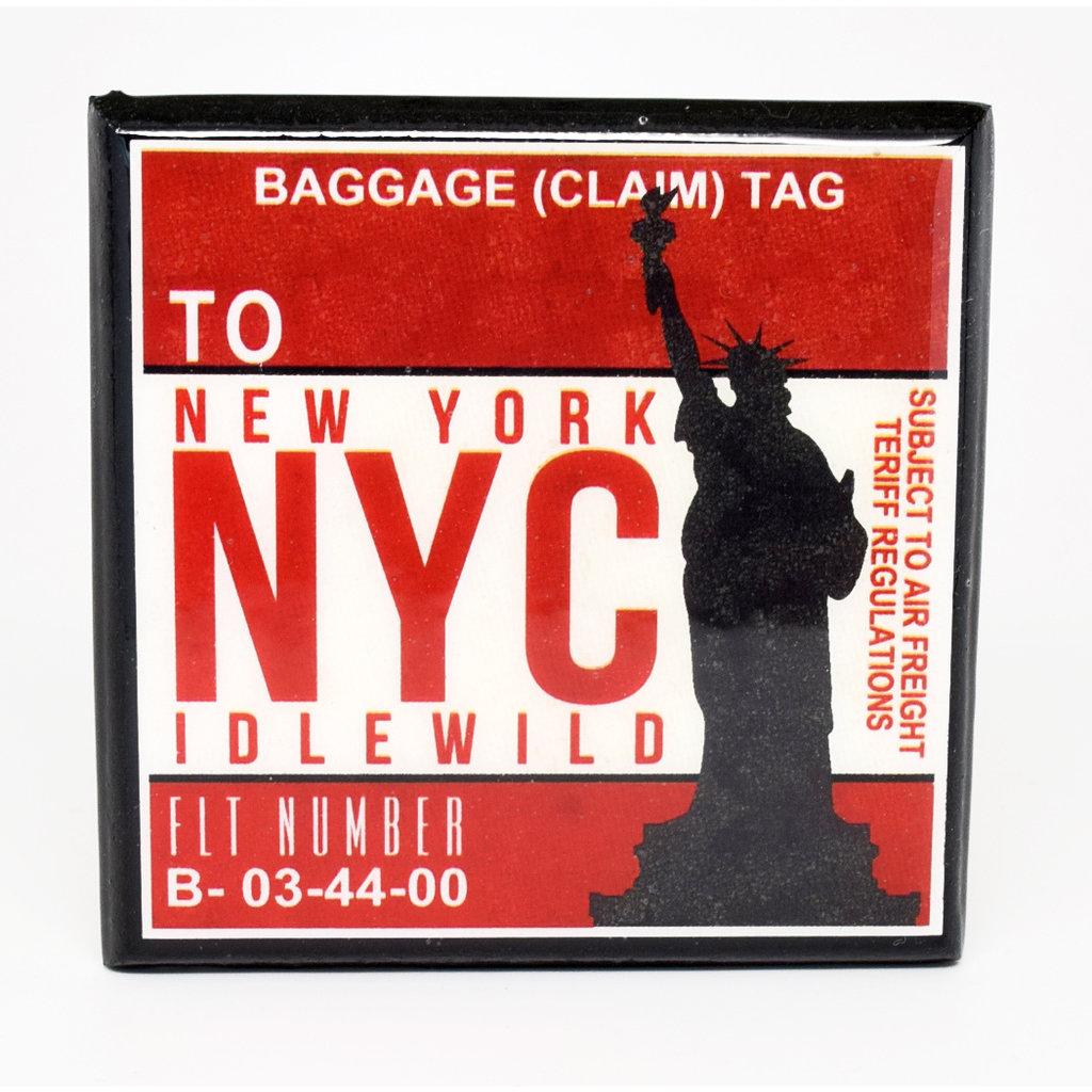NYC Vintage Coaster
