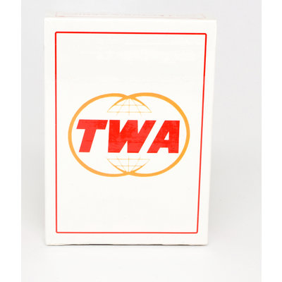 Vintage TWA Playing Cards