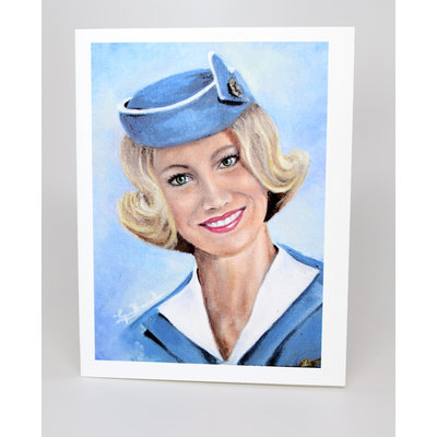 Stewardess Style Pan Am 1960 Girl Meets World