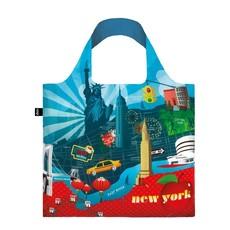 Reusable Tote Bag Urban New York