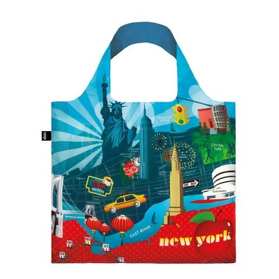Reusable Tote Bag Urban New York
