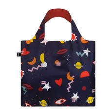 Reusable Tote Bag Night Night
