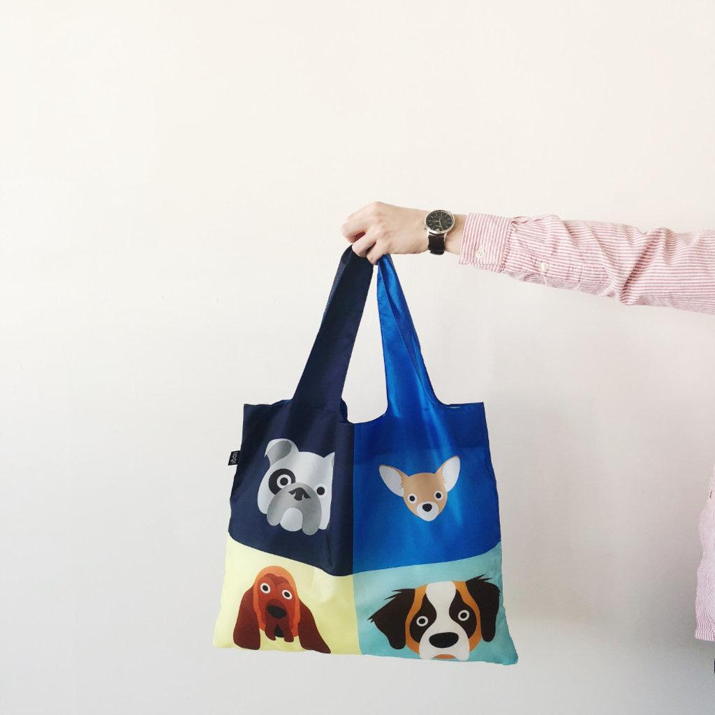 Reusable Tote Bag - Dogs