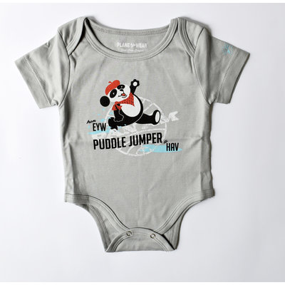 Pan Am Puddle Jumper Bodysuit