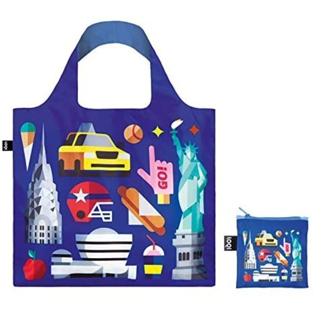 Reusable Tote Bag Hey New York