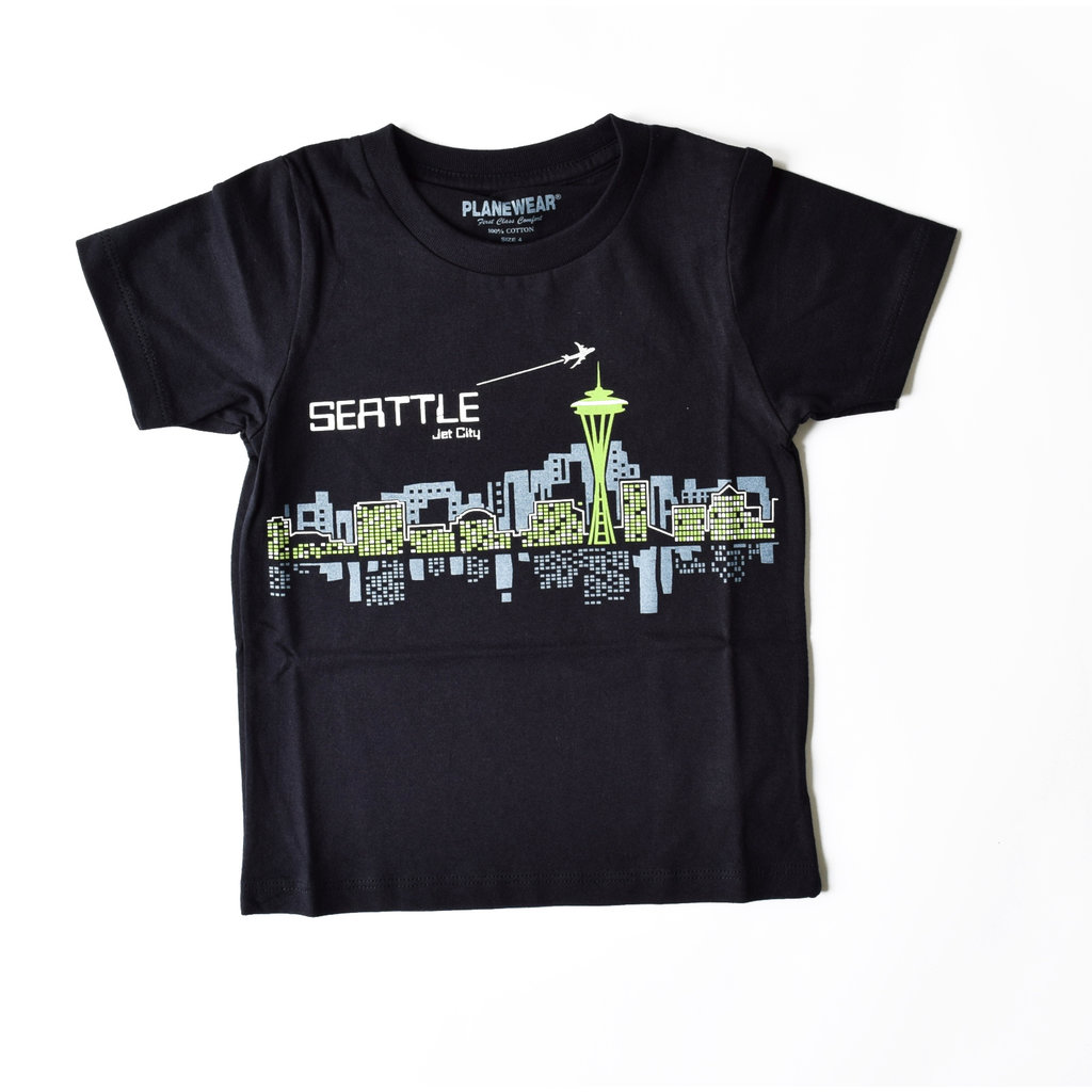 Seattle Jet City T-shirt