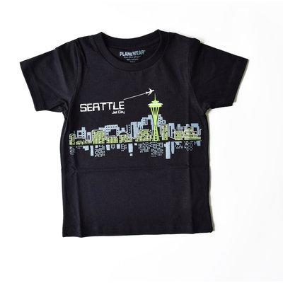 Seattle Jet City T-shirt