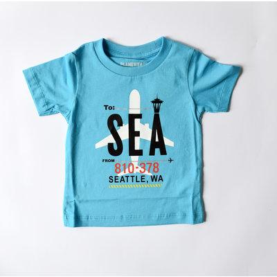SEA Sky Blue T-shirt