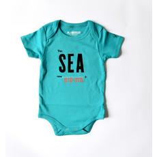 SEA Bright Green Bodysuit