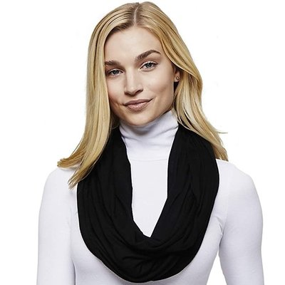 Sleeper Scarf Black