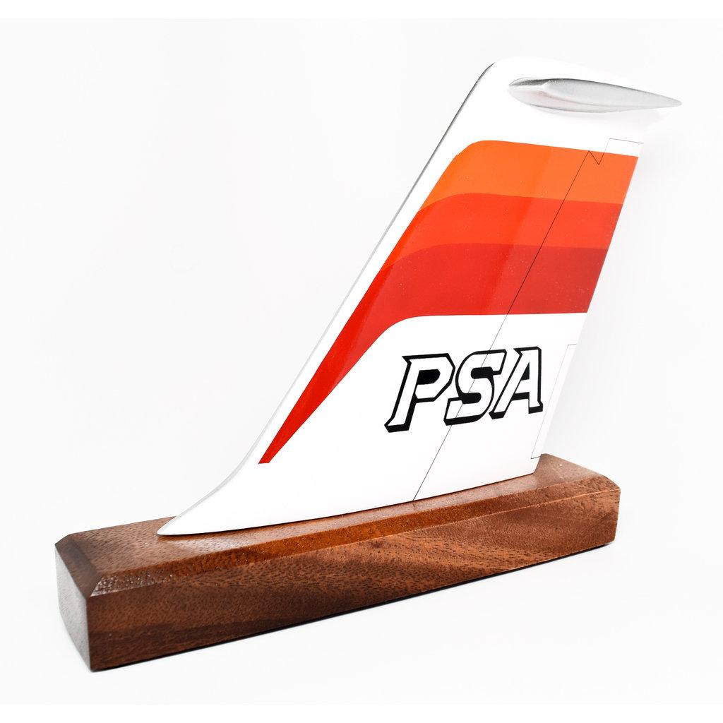 PSA Logo Tail