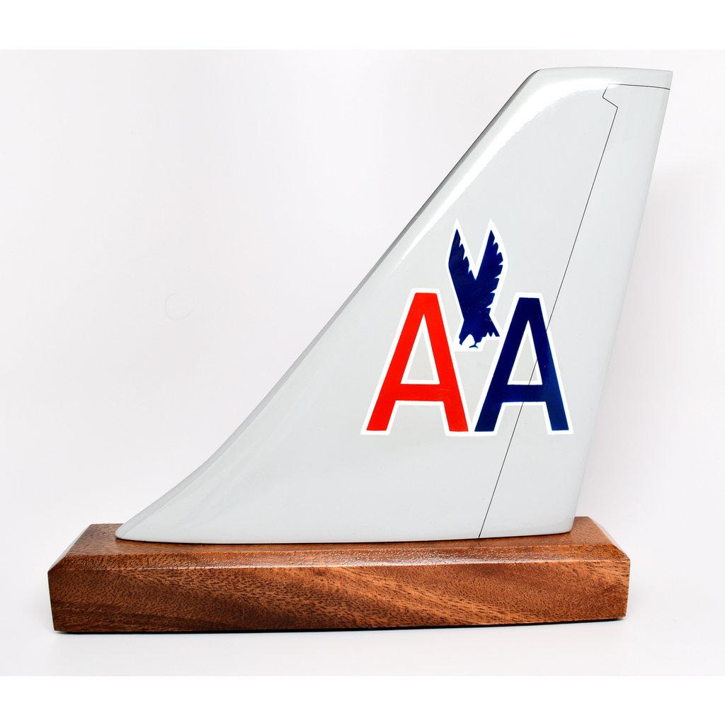 American  Classic Logo Tail