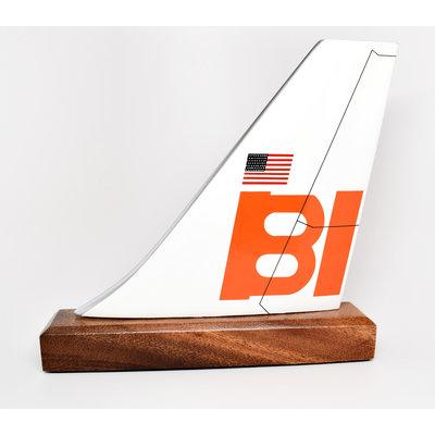 Braniff Logo Tail