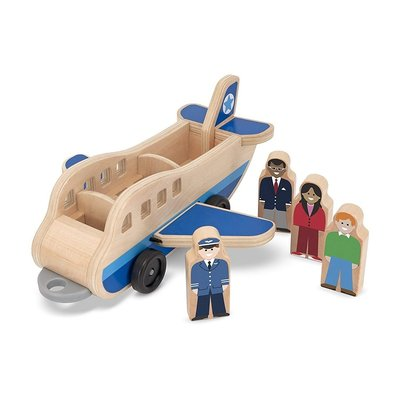 Whittle World Wooden Plane