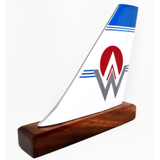 America West Logo Tail