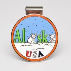 SkyClip StateClip ALASKA