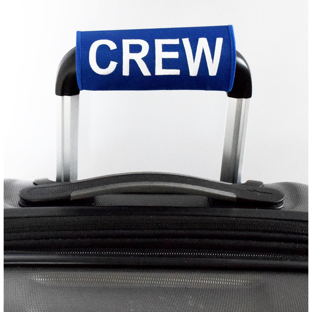 Crew Handle Wrap Blue
