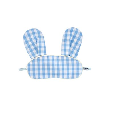 Bunny Sleep Mask  & bamboo toothbrush