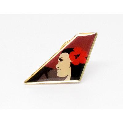 Lapel Tail Pin Hawaiian