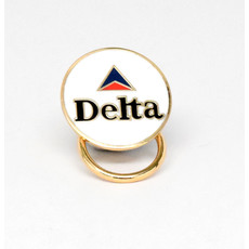 Eyeglass holder pin - Delta
