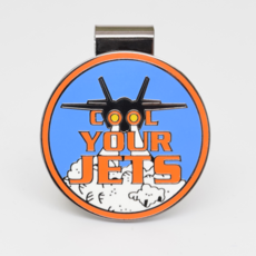 SkyClip Airplane COOL YOUR JETS