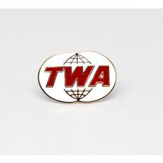 TWA '50s-60's logo  Pin Collectors
