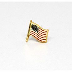 American Flag  Pin Collectors