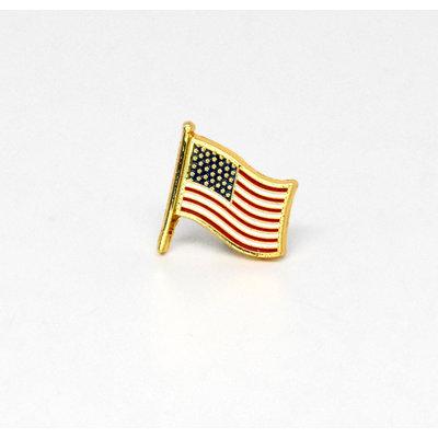 American Flag  Pin Collectors
