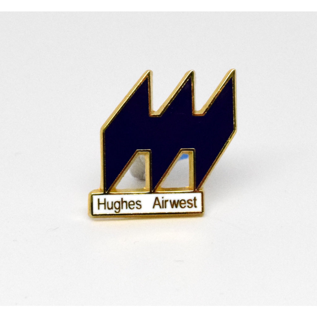 Hughes Airwest (70's) Pin Collectors