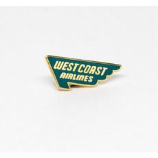 West Coast 1950's Logo  Pin Collectors