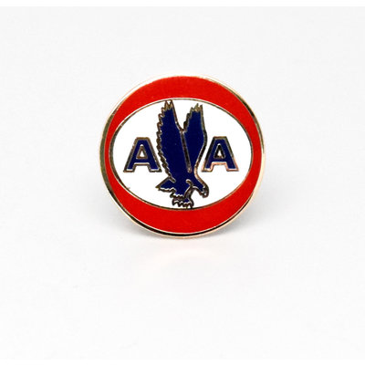 American ('60s)  Logo Pin Collectors