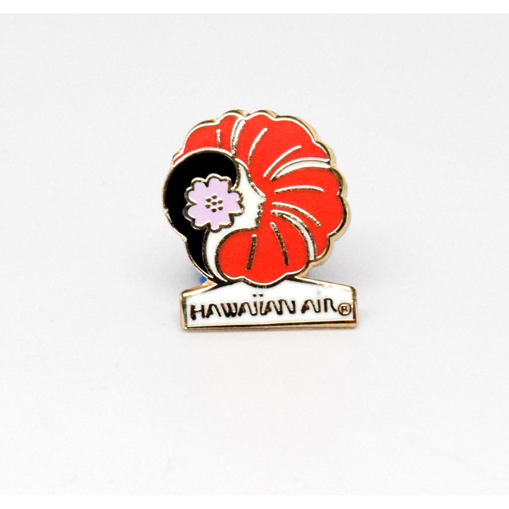 Hawaiian ('80s) Logo Pin Collectors