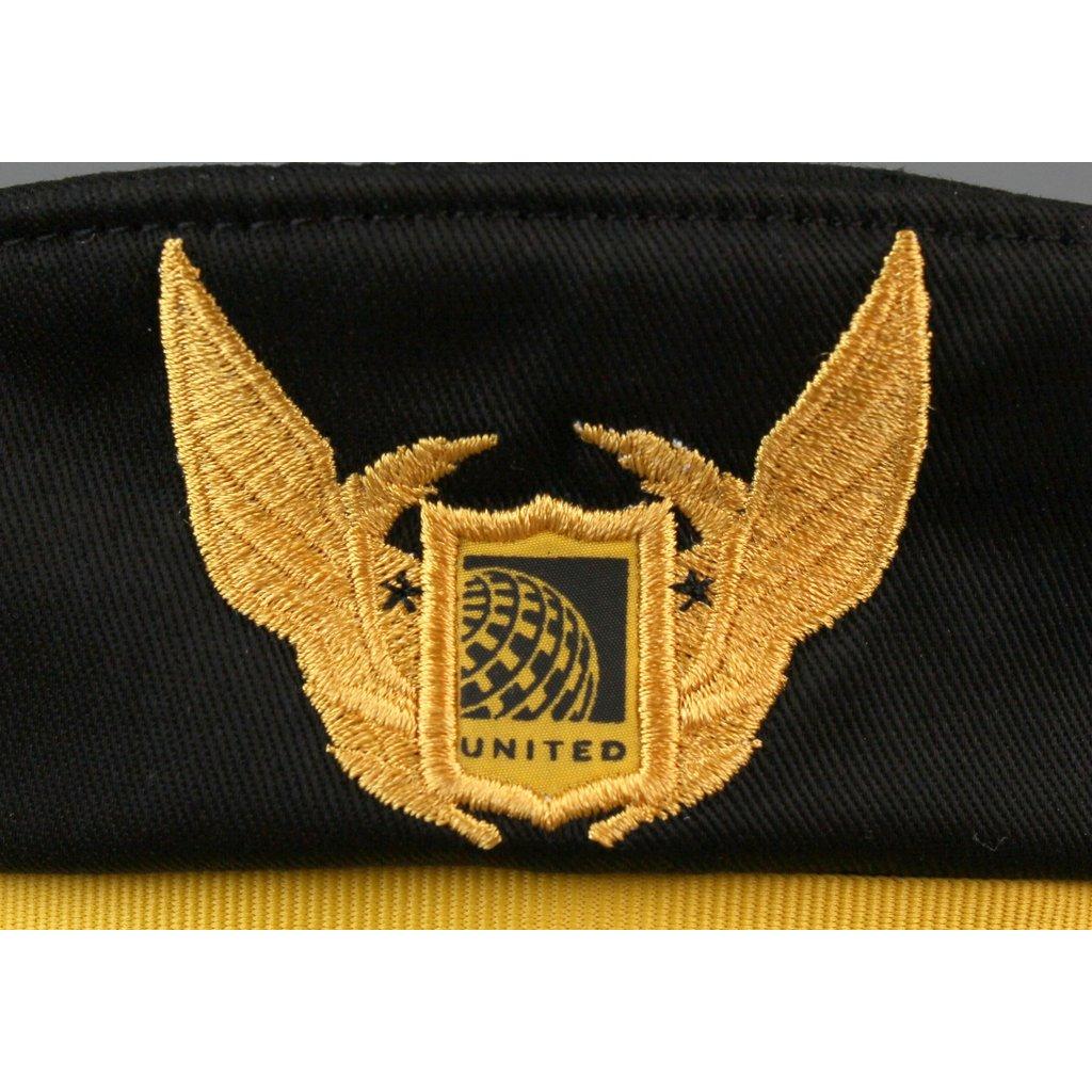 Kids United Airlines Pilot Cap