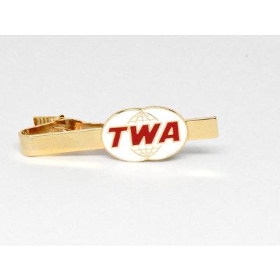 TWA Logo Tiebar