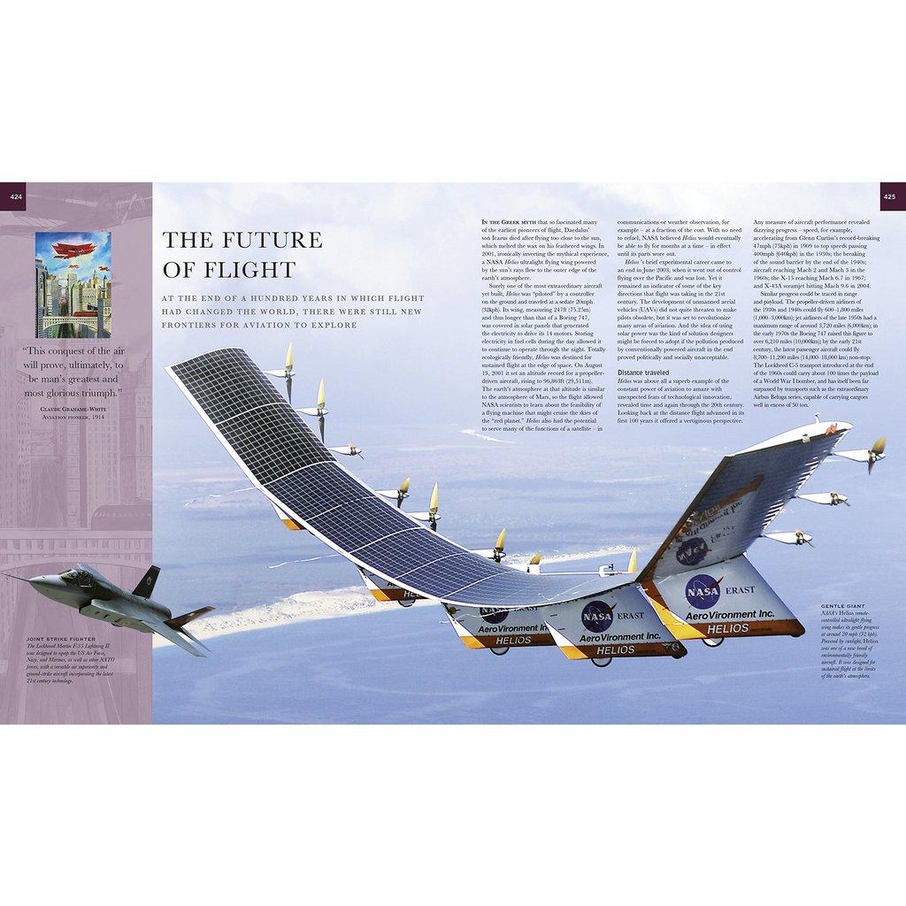 Aviation Flight PB The History
