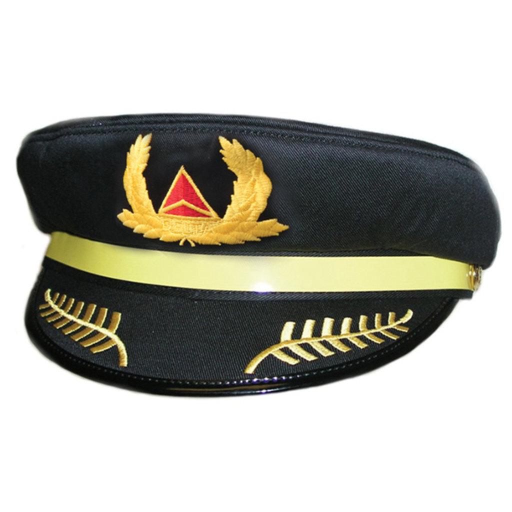 Kids Delta Airlines Pilot Cap