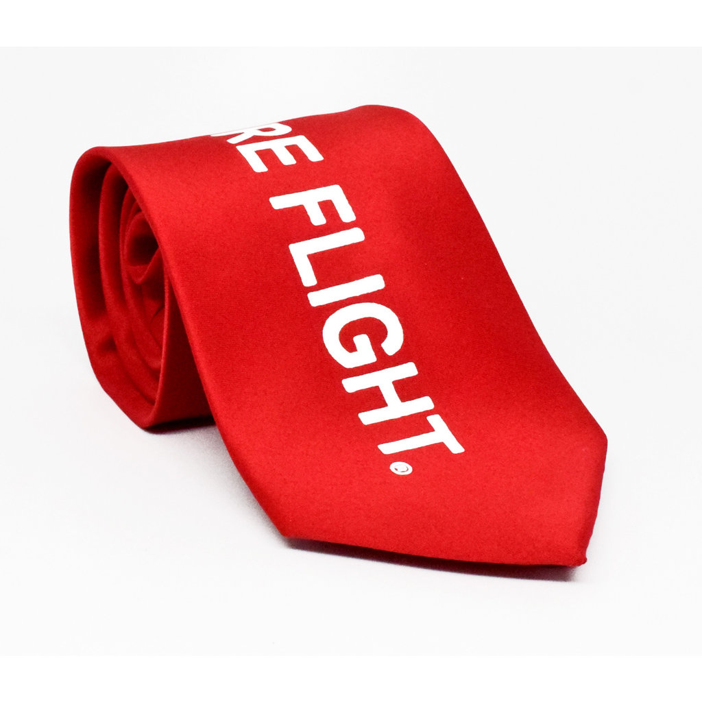 Remove Before Flight Tie