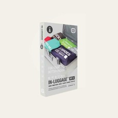 IN-Luggage 3 Cube Set