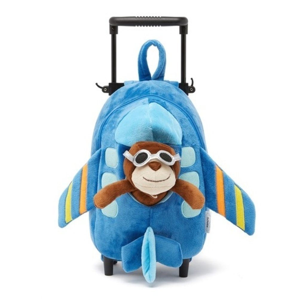 Aviator Monkey Trollie