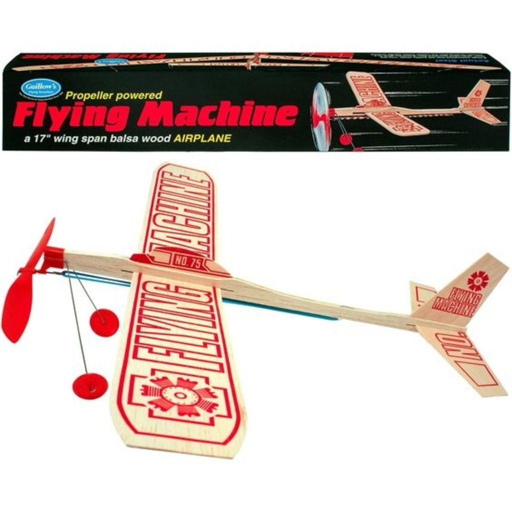 Glider Flying Machine