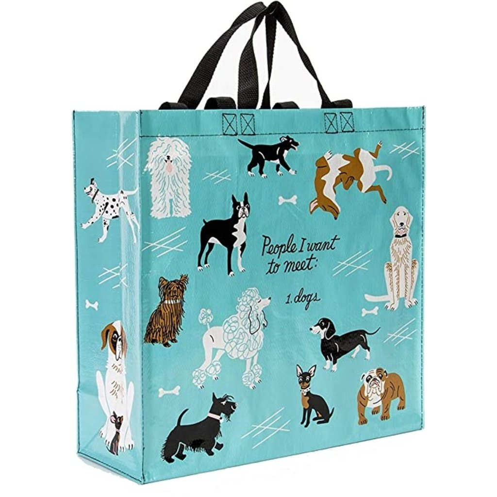Shopper Bag - People I Want To Meet: Dogs
