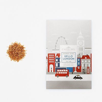 Hello London Sachet-Tea Time