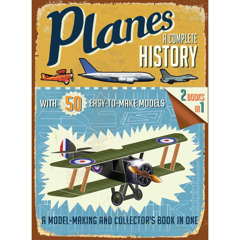 Planes a Complete History