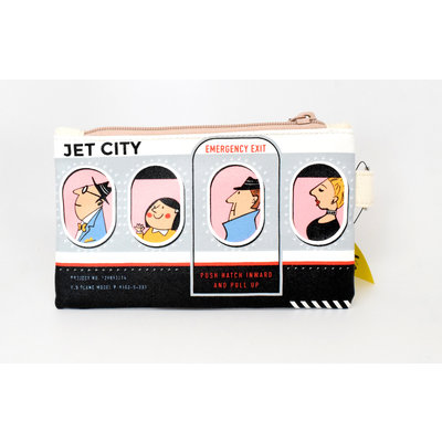 Seattle Jet-Setters  Pouch-Small