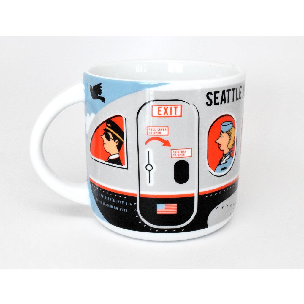 Seattle Jet-Setters  Mug