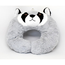 Raccoon Neck Pillow