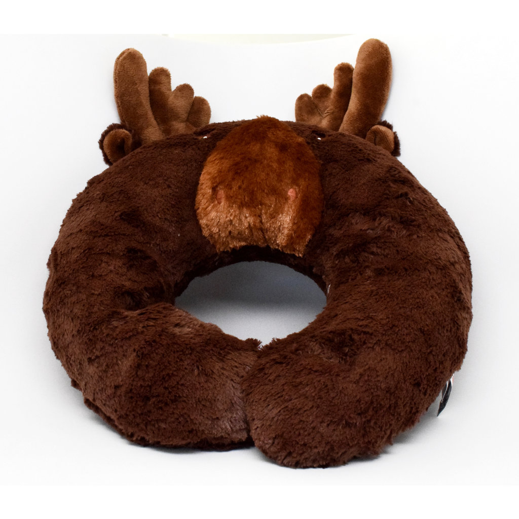 Moose Neck Pillow